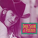 Cubierta del álbum de Doug Sahm and Friends: the Best of Doug Sahm's Atlantic Sessions