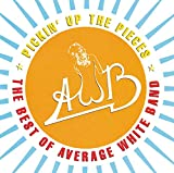 Skivomslag för Pickin' Up the Pieces: The Best of Average White Band (1974-1990)