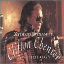 Cubierta del lbum de Zydeco Dynamite: The Clifton Chenier Anthology (disc 2)