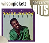 Album cover for The Very Best of Wilson Pickett