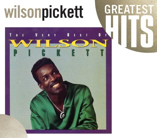 CD-Cover: Wilson Pickett - The Very Best of Wilson Pickett