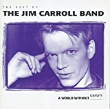 Copertina di album per A World Without Gravity : The Best Of The Jim Carroll Band