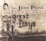 Skivomslag för Great Days: The John Prine Anthology