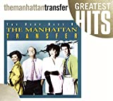 Album cover for The Best Of The Manhattan Transfer