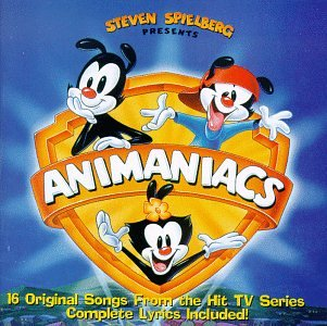 Steven Spielberg Presents Animaniacs: 16 Original Songs From The Hit TV Series [Limited Edition Blisterpack]
