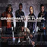 Cubierta del álbum de Message from Beat Street: The Best of Grandmaster Flash, Melle Mel & the Furious Five