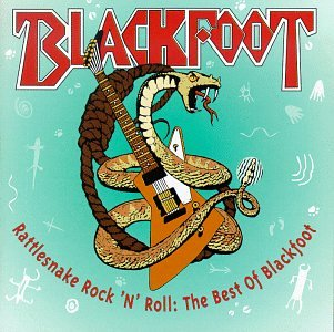 Blackfoot - Rattlesnake Rock