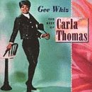 Pochette de l'album pour Gee Whiz: The Best of Carla Thomas