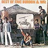 Cover of Best of Eric Burdon &amp; War