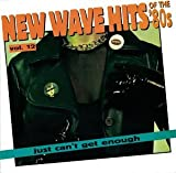Pochette de l'album pour Just Can't Get Enough: New Wave Hits of the '80s, Volume 12