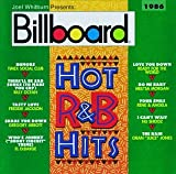 Album cover for Billboard Hot R&B Hits 1986