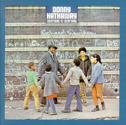 Donny Hathaway - Everything Is Everything - Zortam Music