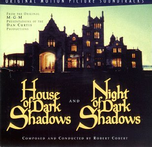 Bob Cobert Dark Shadows Theme