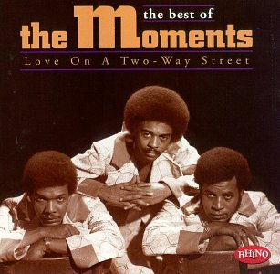 The Moments - The Best Of The Moments: Love On A Two-Way Street - Zortam Music
