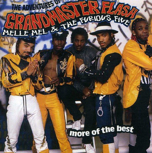 Grandmaster Flash - The Best of Grandmaster Flash - Zortam Music