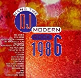 Cubierta del álbum de Modern Rock 1986: Hang the DJ