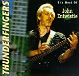 Copertina di album per Thunderfingers: The Best of John Entwistle