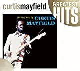 Cubierta del álbum de The Very Best of Curtis Mayfield-1998