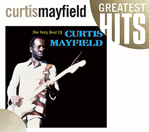Curtis Mayfield - Very Best Of - Zortam Music