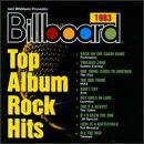Copertina di album per Billboard Top Album Rock Hits 1983