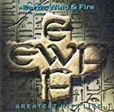 Album cover for Earth Wind & Fire - Greatest Hits Live