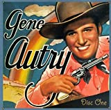 Album cover for Sing Cowboy Sing: The Gene Autry Collection