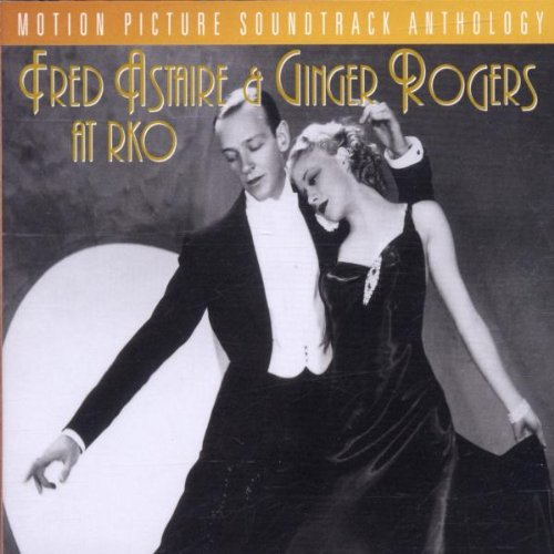 Album cover for Fred Astaire & Ginger Rogers At RKO