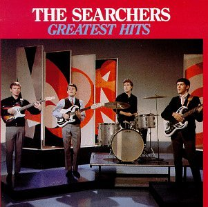 CD-Cover: Searchers - Greatest Hits Collection
