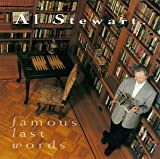Capa do álbum Famous Last Words