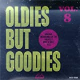 Pochette de l'album pour Oldies but Goodies, Volume 8