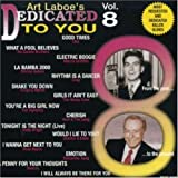 Pochette de l'album pour Art Laboe's Dedicated to You, Volume 8