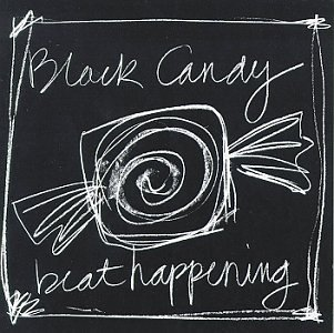 Cover of Black Candy by Beat Happening