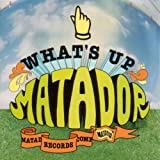 Album cover for What's Up Matador (disc 2)