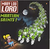 Album cover for Martian Saints