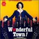 Pochette de l'album pour Wonderful Town