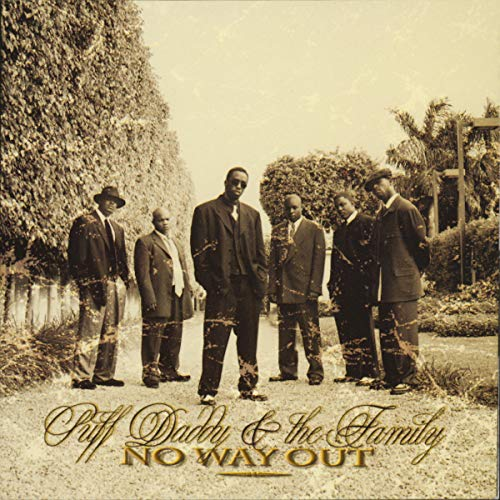 CD-Cover: Puff Daddy - No Way Out
