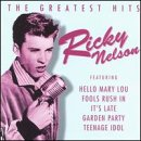 Pochette de l'album pour Ricky Nelson's Greatest Hits Revisited
