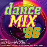 Album cover for Dance Mix '96