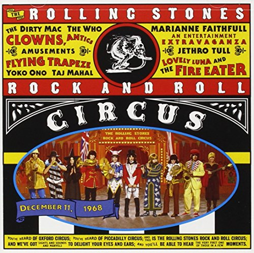 The Rolling Stones - The Rolling Stones Rock and Roll Circus - Zortam Music