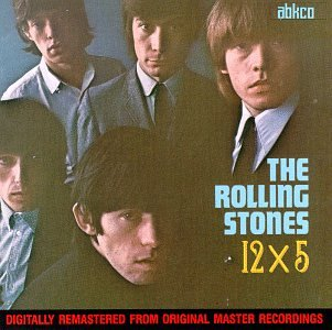CD-Cover: The Rolling Stones - Time Is On My Side