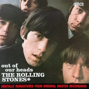 CD-Cover: The Rolling Stones - Out of our heads