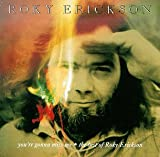 Skivomslag för You're Gonna Miss Me: The Best of Roky Erickson