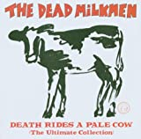 Cubierta del álbum de Death Rides a Pale Cow: The Ultimate Collection