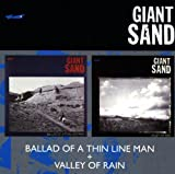 Cubierta del álbum de Valley Of Rain/Ballad Of A Thin Line Man