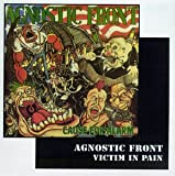 album art to Cause for Alarm / Victim in Pain