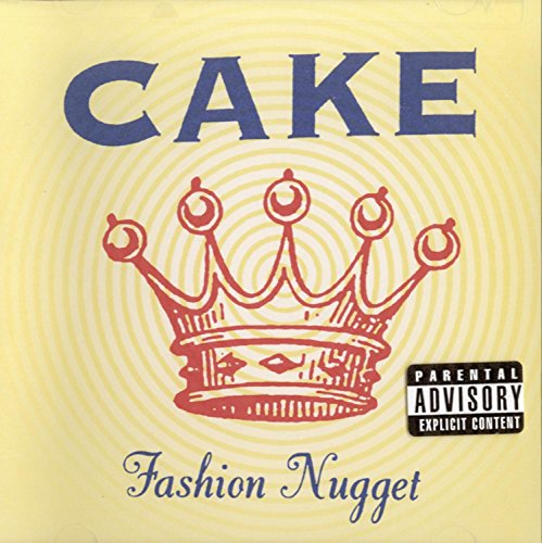 CD-Cover: Cake - Fashion Nugget