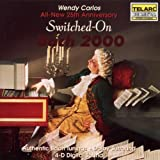Copertina di album per Switched-On Bach 2000