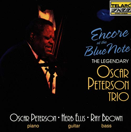 Oscar Peterson - Encore At The Blue Note - Zortam Music