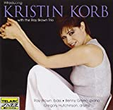 Cubierta del álbum de Introducing Kristin Korb With the Ray Brown Trio