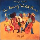 Album cover for Putumayo Presents the Best of World Music - Reggae